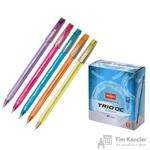 Набор шариковых ручек Unimax Trio DC Fashion (толщина линии 0.7 мм, 5 штук)