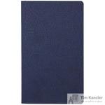 Бизнес-тетрадь Attache Bizon A5 64 листа синяя в клетку на сшивке (125x210 мм)
