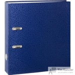 Папка-регистратор Attache Confidence 75 мм синяя