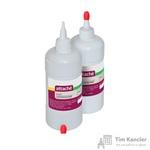 Клей канцелярский синтетический Attache 150 мл пластиковый аппликатор