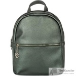 Рюкзак Алекс из искусственной кожи зеленого цвета (1252/1)