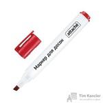 Маркер для досок Attache красный (толщина линии 1-5 мм)