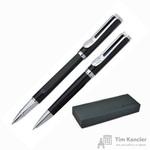 Набор письменных принадлежностей Pierre Cardin Pen Pen черный (шариковая ручка, роллер)