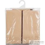 Чехол для одежды Paterra 61x137 см коричневый (402-414)