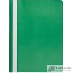 Папка-скоросшиватель Attache Economy A4 зеленая 10 штук в упаковке (толщина обложки 0.11 мм)