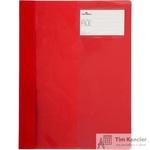 Папка-скоросшиватель Durable Project File A4 красная