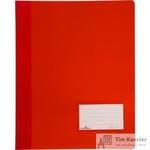 Папка-скоросшиватель Durable Duralux A4+ красная