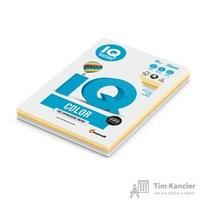 Бумага цветная для офисной техники IQ Color 5 цветов RB03 Trend по 50 листов (А4, 80 г/кв.м, 250 листов)