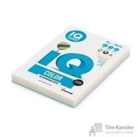 Бумага цветная для офисной техники IQ Color 5 цветов RB01 Pale по 50 листов (А4, 80 г/кв.м, 250 листов)