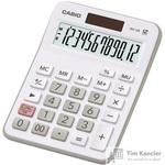 Калькулятор настольный Casio MX-12B-WE 12-разрядный белый