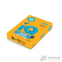 Бумага цветная для офисной техники IQ Color старое золото AG10 (А4, 80 г/кв.м, 500 листов)