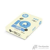 Бумага цветная для офисной техники IQ Color ванильно-бежевый BE66 (А4, 80 г/кв.м, 500 листов)