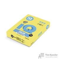 Бумага цветная для офисной техники IQ Color канареечно-желтая CY39 (А4, 80 г/кв.м, 500 листов)