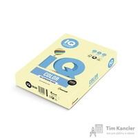 Бумага цветная для офисной техники IQ Color желтая YE23 (А3, 80 г/кв.м, 500 листов)