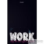 Бизнес-тетрадь Kroyter Офис А4 48 листов цветная в клетку на скрепке (295х207 мм)