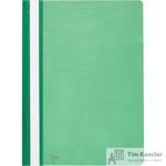 Папка-скоросшиватель Комус А4 зеленая (толщина обложки 0.13 мм и 0.18 мм)