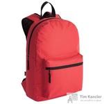 Рюкзак из полиэстера красного цвета (3428.50)