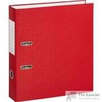 Папка-регистратор Attache Economy 75 мм красная (10 штук в упаковке)
