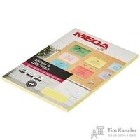 Бумага цветная для офисной техники Promega jet Pastel желтая (А4, 80г/кв.м, 50листов)