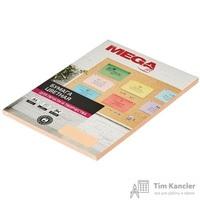 Бумага цветная для офисной техники Promega jet Pastel персиковая (А4, 80г/кв.м, 50листов)