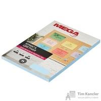 Бумага цветная для офисной техники Promega jet Pastel голубая (А4, 80г/кв.м, 100листов)