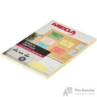 Бумага цветная для офисной техники Promega jet Pastel желтая (А4, 80г/кв.м, 100листов)