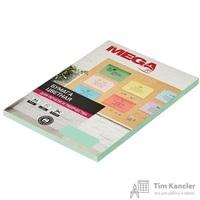 Бумага цветная для офисной техники Promega jet Pastel зеленая (А4, 80г/кв.м, 100листов)