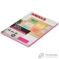 Бумага цветная для офисной техники Promega jet Intensive розовая (А4, 80г/кв.м, 50листов)