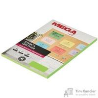 Бумага цветная для офисной техники Promega jet Neon зеленая (А4, 75 г/кв.м, 50 листов)