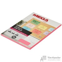 Бумага цветная для офисной техники Promega jet Neon розовая (А4, 75 г/кв.м, 50 листов)