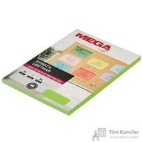 Бумага цветная для офисной техники Promega jet Neon зеленая (А4, 75 г/кв.м, 100 листов)