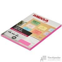 Бумага цветная для офисной техники Promega jet Neon малиновая (А4, 75 г/кв.м, 100 листов)