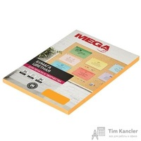 Бумага цветная для офисной техники Promega jet Neon оранжевая (А4, 75 г/кв.м, 100 листов)