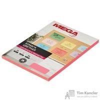 Бумага цветная для офисной техники Promega jet Neon розовая (А4, 75 г/кв.м, 100 листов)