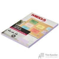 Бумага цветная для офисной техники Promega jet Pastel фиолетовая (А4, 80г/кв.м, 100листов)