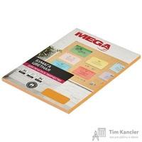 Бумага цветная для офисной техники Promega jet Intensive оранжевая (А4, 80г/кв.м, 50листов)