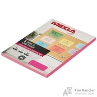 Бумага цветная для офисной техники Promega jet Intensive розовая (А4, 80г/кв.м, 100листов)