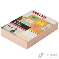 Бумага цветная для офисной техники Promega jet Pastel персиковая (А4, 80г/кв.м, 500листов)