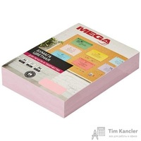 Бумага цветная для офисной техники Promega jet Pastel розовая (А4, 80г/кв.м, 500листов)