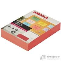 Бумага цветная для офисной техники Promega jet Intensive красная (А4, 80г/кв.м, 500листов)