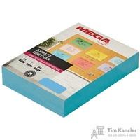 Бумага цветная для офисной техники Promega jet Intensive голубая (А4, 80г/кв.м, 500листов)