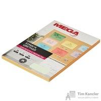 Бумага цветная для офисной техники Promega jet Pastel микс (А4, 80г/кв.м, 5 цветов по 20листов)