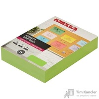 Бумага цветная для офисной техники Promega jet Neon зеленая (А4, 75 г/кв.м, 500 листов)