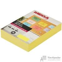 Бумага цветная для офисной техники Promega jet Neon желтая (А4, 75 г/кв.м, 500 листов)