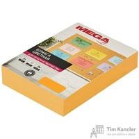 Бумага цветная для офисной техники Promega jet Neon оранжевая (А4, 75 г/кв.м, 500 листов)