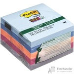 Стикеры Post-it 76x76 мм неоновые 5 цветов (5 блоков по 90 листов)