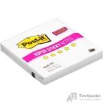 Стикеры Post-it Super Sticky 76x76 мм пастельные белые (1 блок, 90 листов)