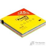 Стикеры Post-it Original Весна 76x76 мм неоновые 5 цветов (1 блок, 125 листов)