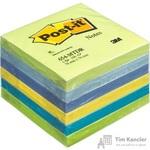 Стикеры Post-it Original 76x76 мм неоновые 6 цветов (6 блоков по 100 листов)