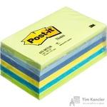 Стикеры Post-it Original 76x127 мм неоновые 6 цветов (6 блоков по 100 листов)